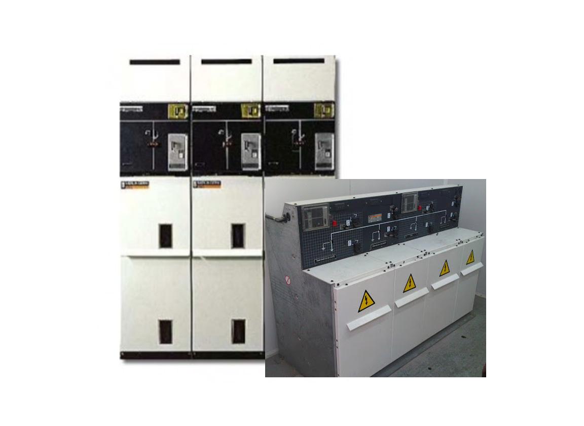 Maintenance et exploitation des cellules SM6 et RM6