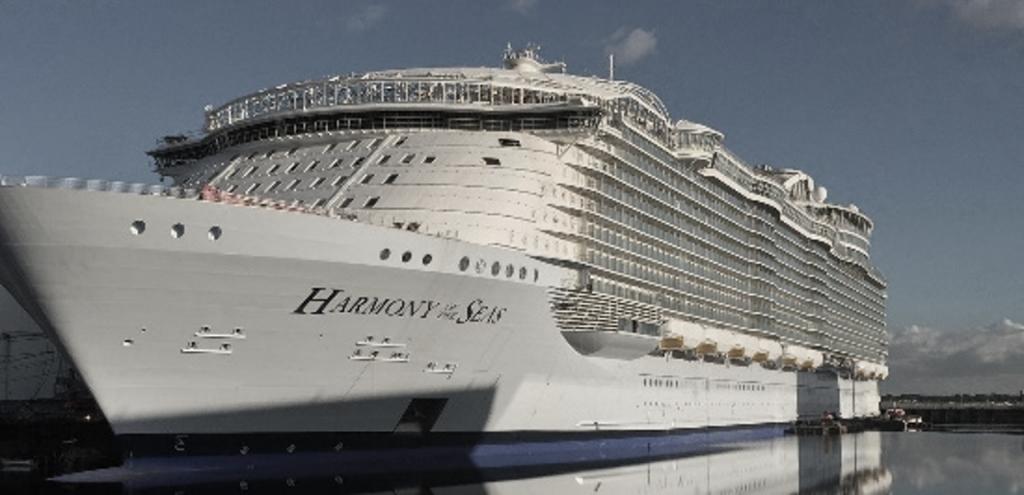 Projet Navire de croisière RCCL Harmony of the Seas