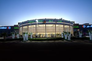 Projet Centre Commercial Dalma Mall Abou Dabi