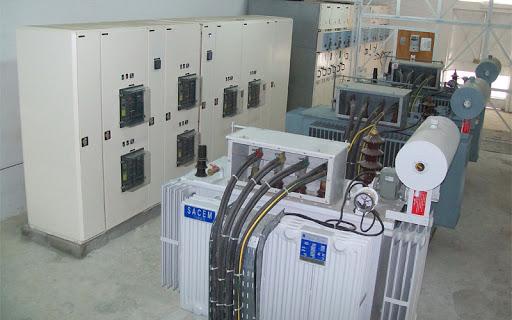 Postes électriques de transformation HT/BT