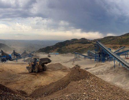 Secteur Mine - Mine dans le désert