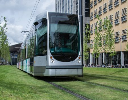 Secteur Transport - Tramway