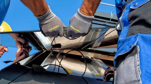 Maintenance des installations électriques